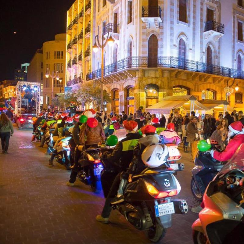 Beirut Christmas Festivities